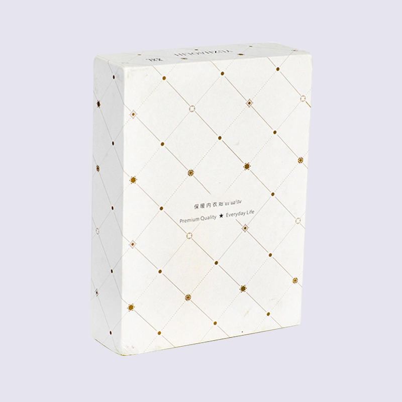 Heaven And Earth Folding Clothes Paper Box