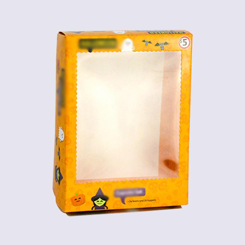 Sweet Paper Packaging Box Cardboard Food Boxes