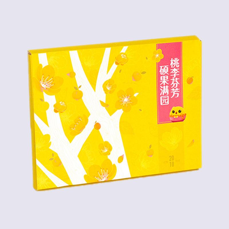 Cardboard Food Boxes Paper Material Packaging Box