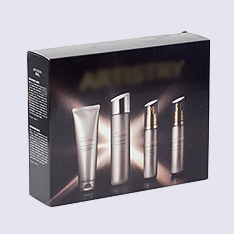 250g Top White Paper Material Cosmetic Packaging Boxes