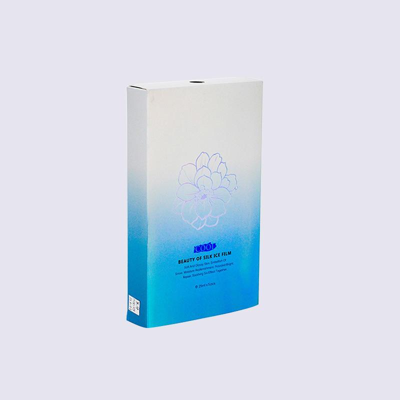 Cosmetics Drawer Packaging Box Paper Material