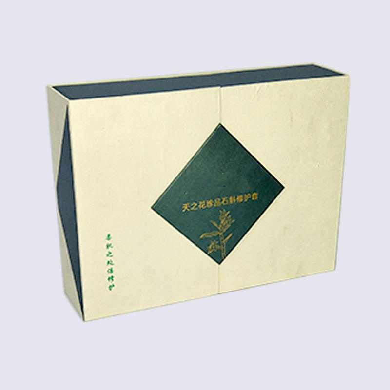 Design Custom Hardcover Gift Box Tableware Box