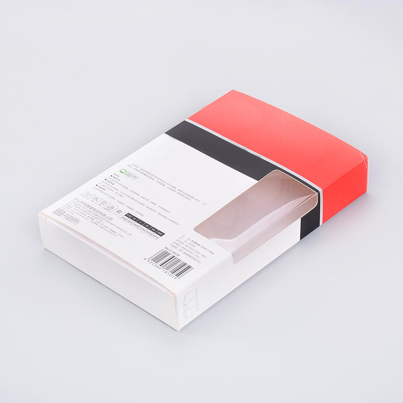 400g Coated Paper Underwear Packaging Boxes
