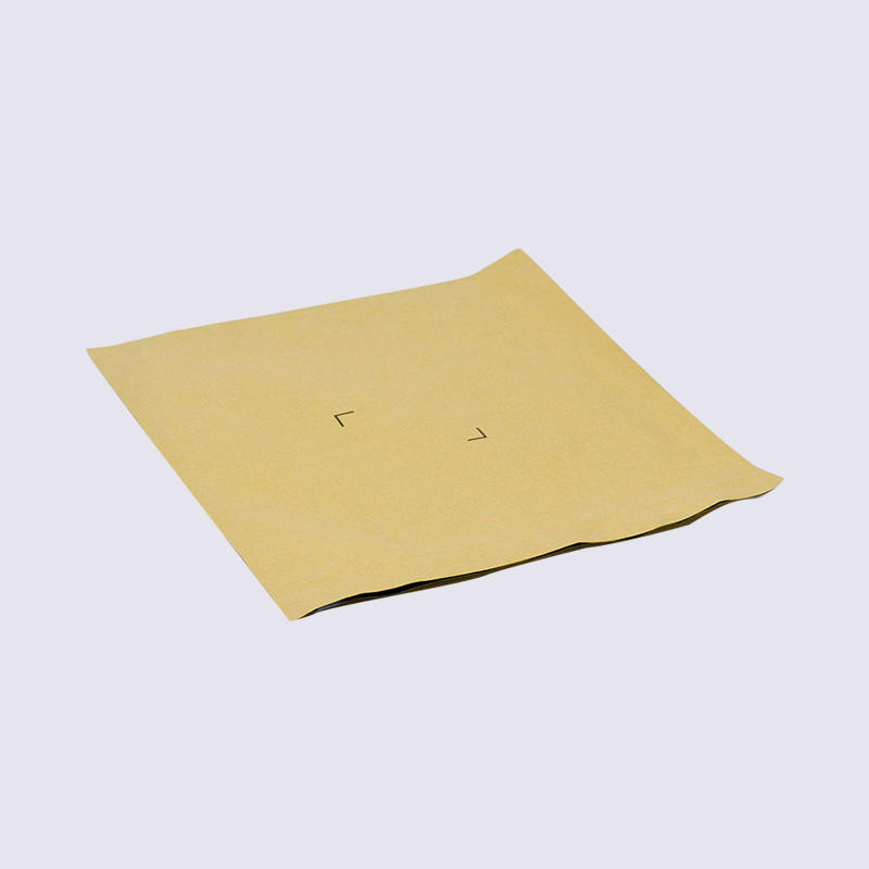 Material Kraft Clothing Paper Packaging Bag