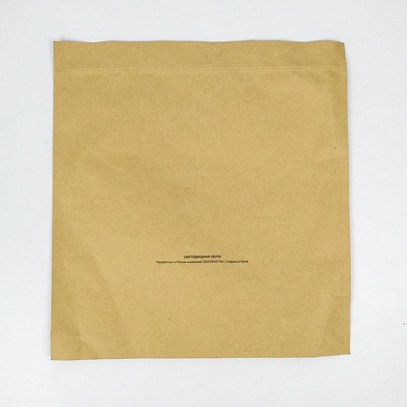 Material Kraft Clothing Paper Packaging Bag