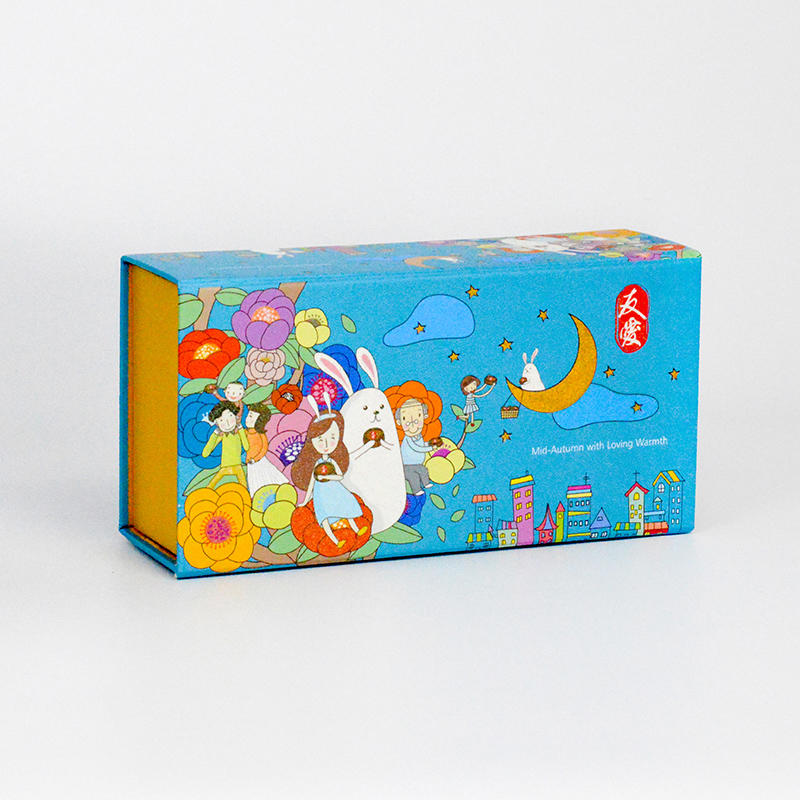 Custom Print Luxury Cardboard Gift Boxes Packing Paper Box