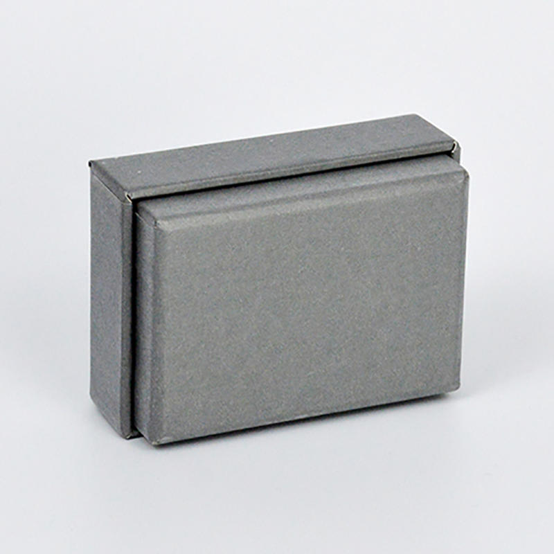 Gray Packaging Box Cardboard Gift Boxes