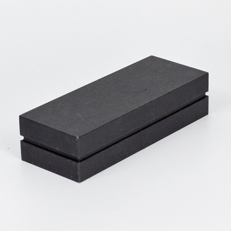 Luxury Black Gift Packaging Cardboard Box