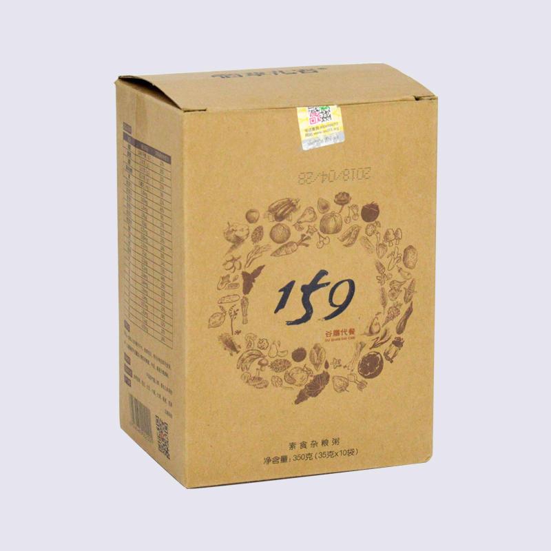 Custom Foldable Corrugated Cardboard Food Boxes