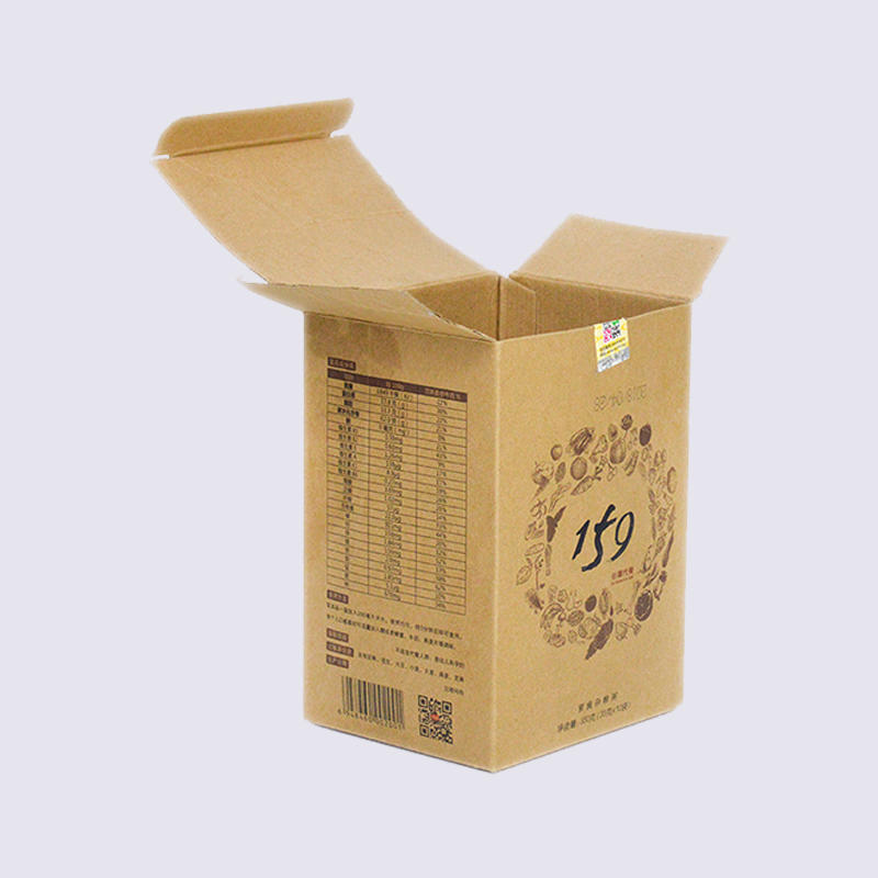 Custom Foldable Corrugated Cardboard Food Boxes