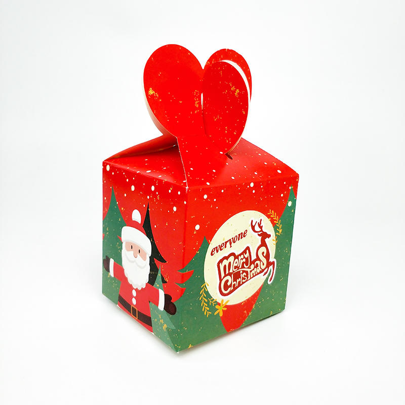 Customized Gift Coated Paper Packaging Box