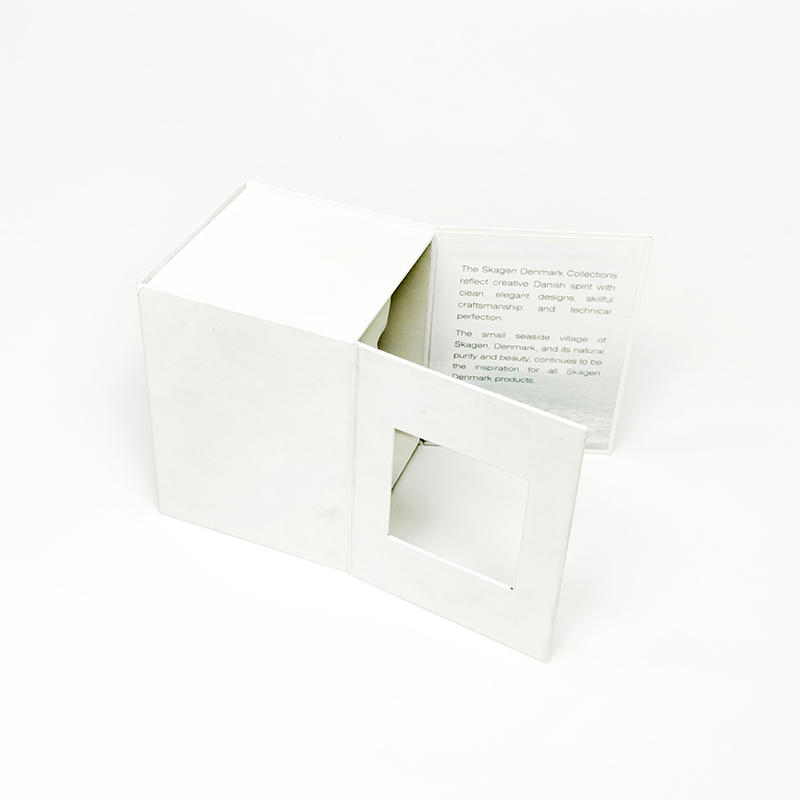 Customized Gift Gray Board Packaging Box