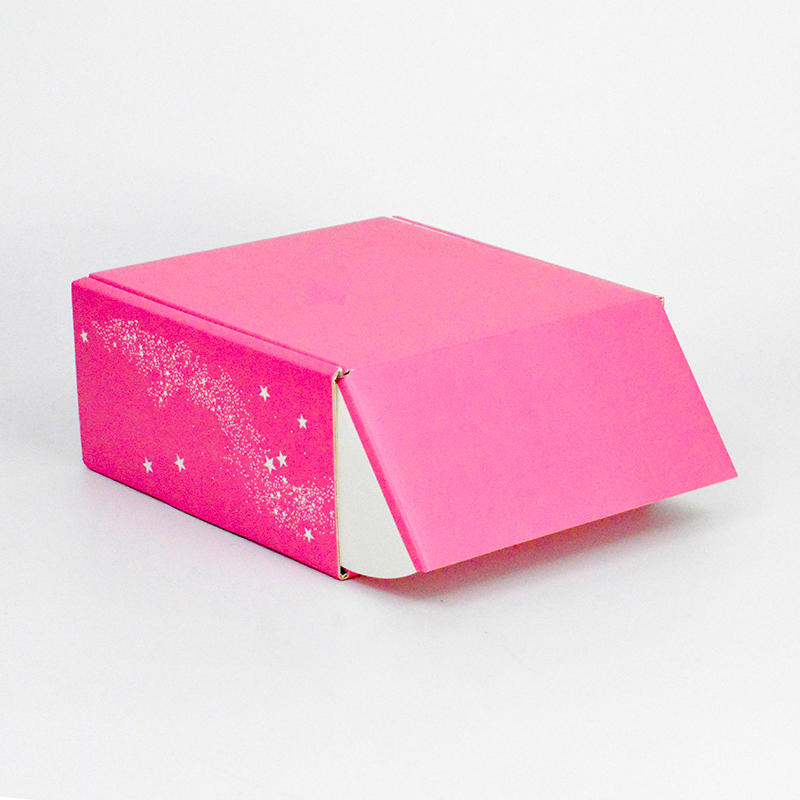 Custom Recyclable Packaging Gift Corrugated Paper Box