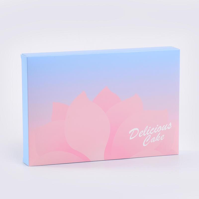 Flat Folding Cake Boxes For Wedding Or Birthday