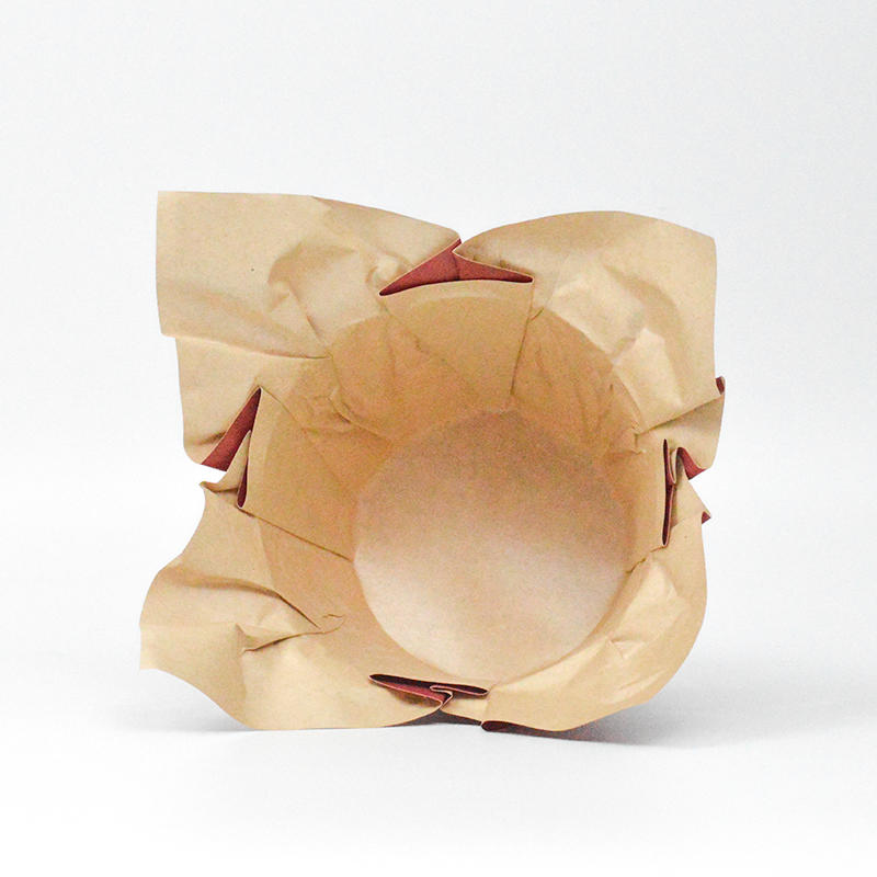 High Quality Waterproof Kraft Paper Flower Pot Cover