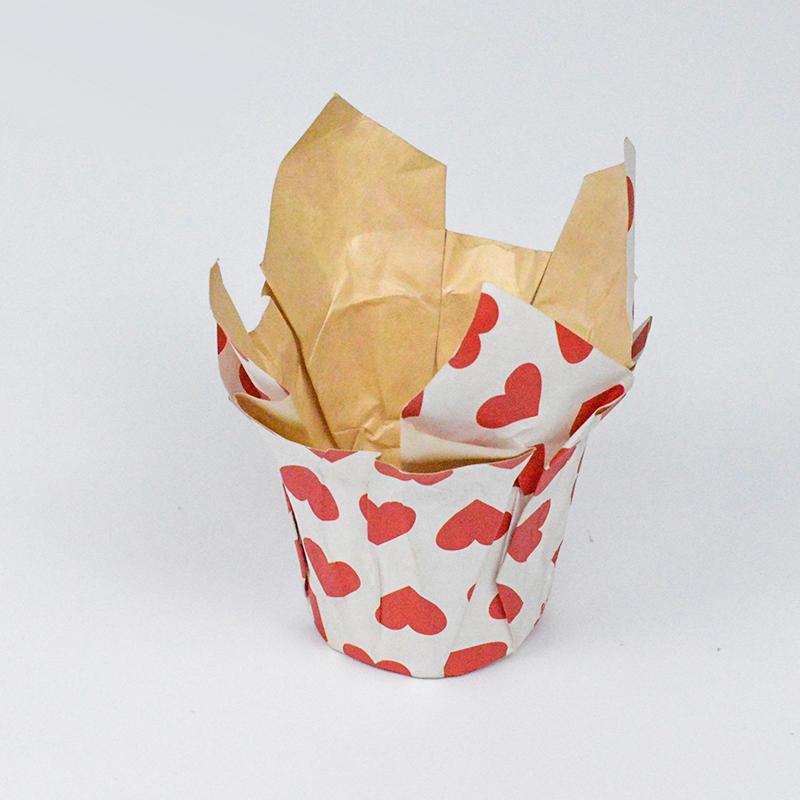 Manufacture Waterproof Kraft Paper Flower Pot Cover
