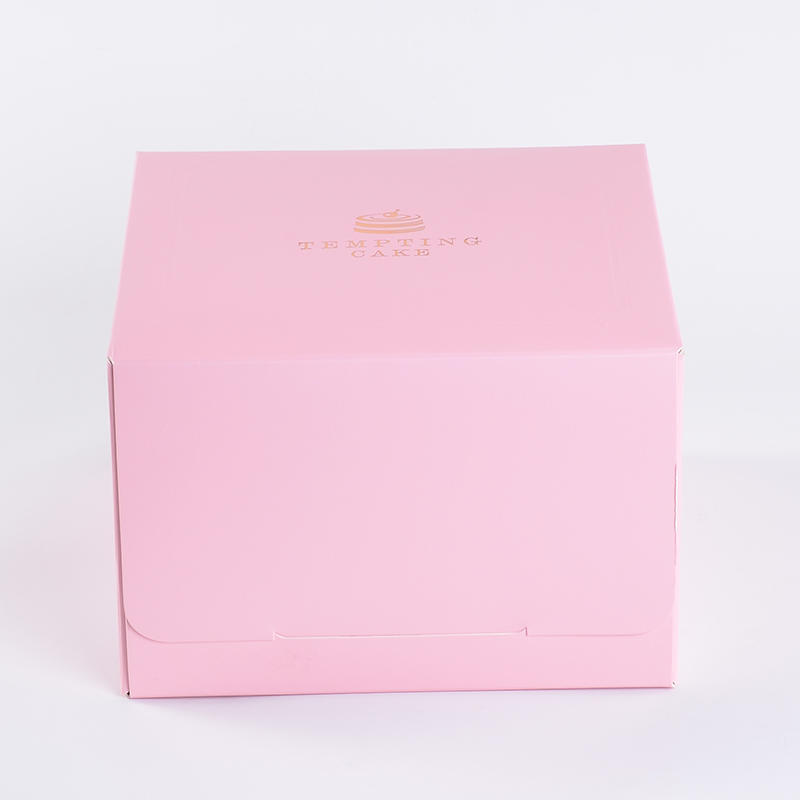 High Quality Birthday Cake Boxes Packaging