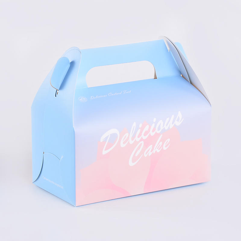 Packaging Cake Boxes With Customized Design