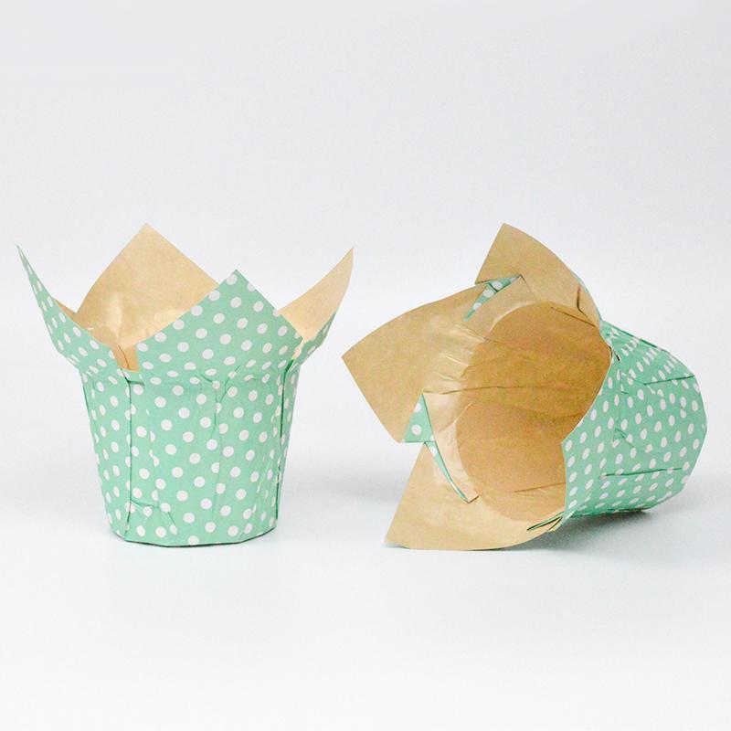 Cheap Custom Kraft Paper Flower Pot Cover