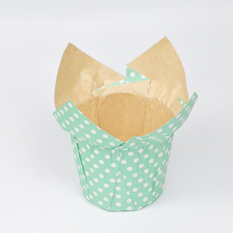 Cheap Custom Kraft Paper Flower Pot Cover