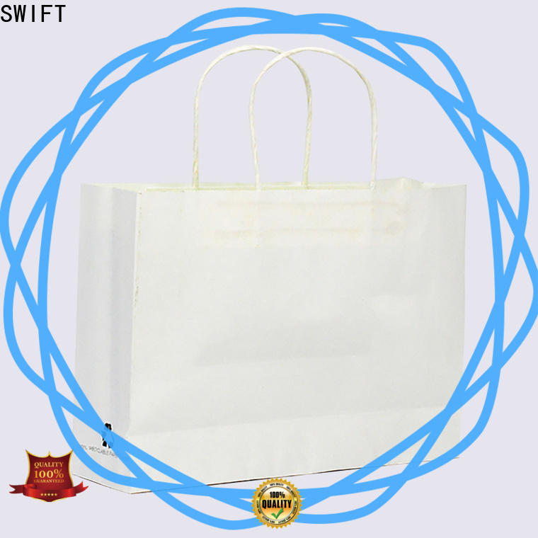 high-quality paper gift bags with handles with good price for birthday