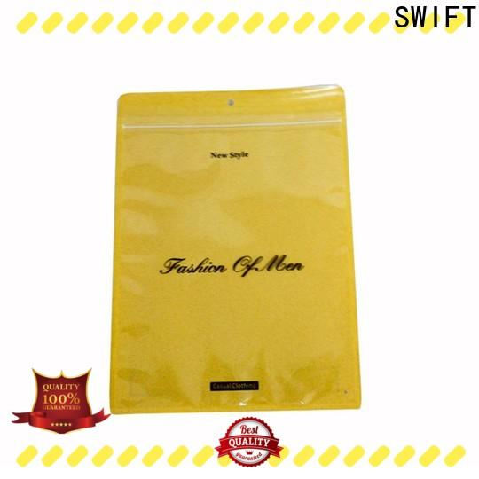 latest plastic bags for clothes manufacturer for swimwear