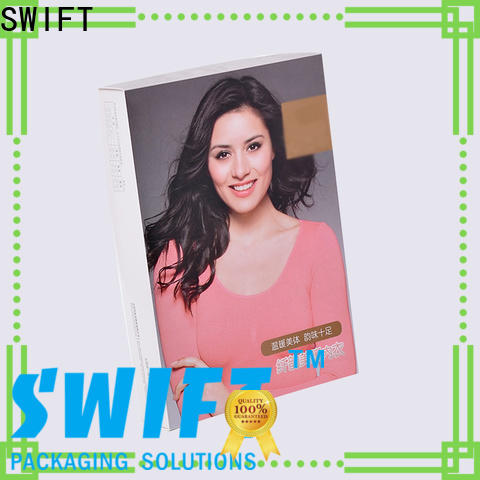 SWIFT modern design t shirt gift box with good price for pants