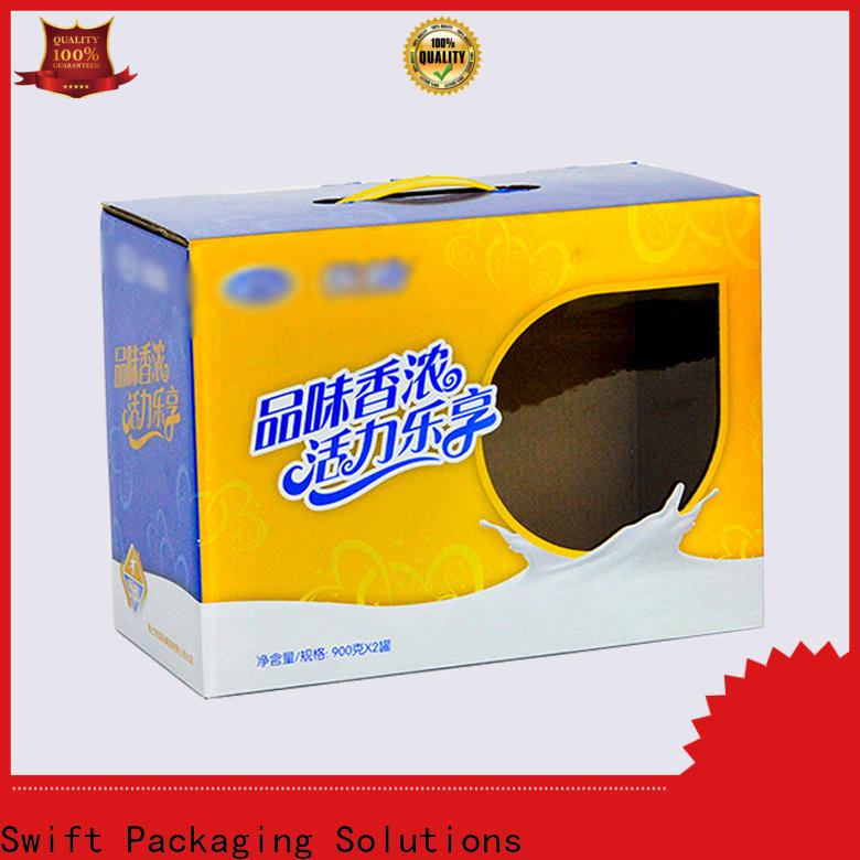 best cardboard food containers customized for chocolate