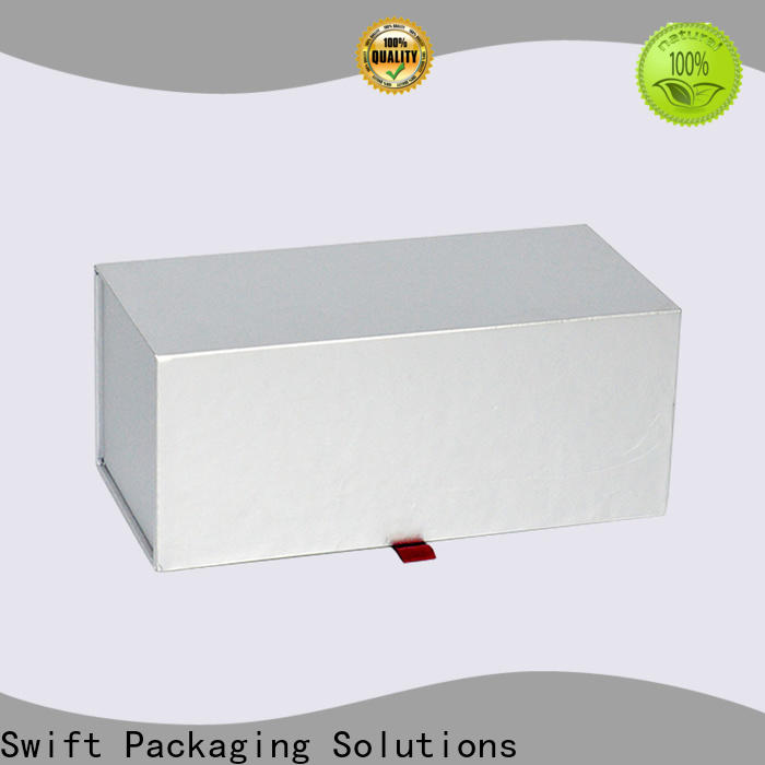 SWIFT cosmetic packaging boxes with good price for mask