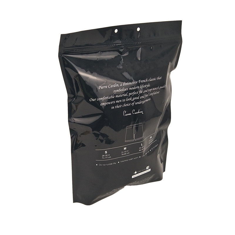 Custom printed foil composite compound packaging bag ziplock bag stand up pouch packaging bag