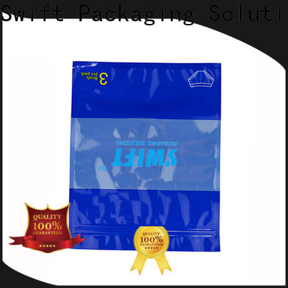 SWIFT personalized plastic bags directly sale for underwear
