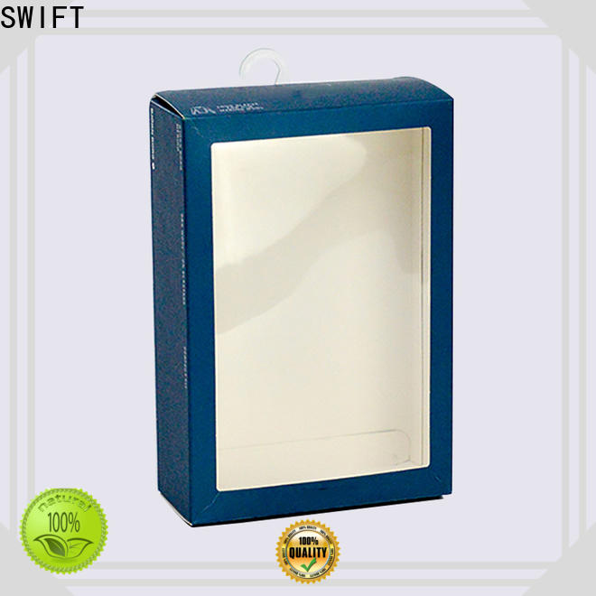 SWIFT latest packaging boxes wholesale factory for men