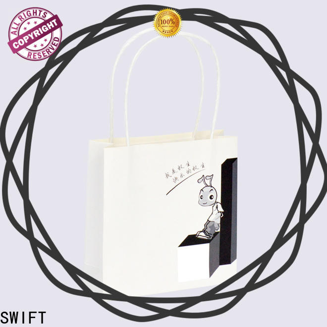latest paper gift bags wholesale customized for holiday