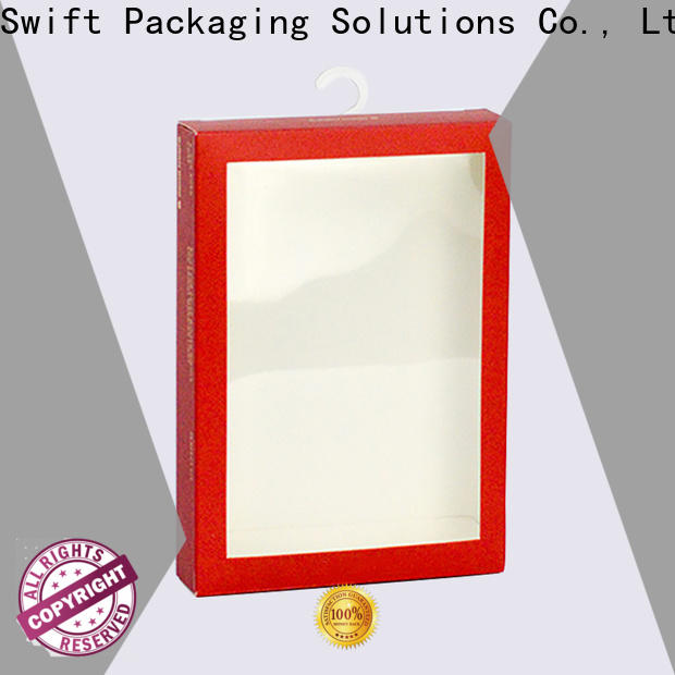 SWIFT custom product packaging boxes factory for men