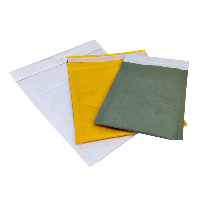 Custom logo kraft bubble bags packaging envelopes kraft paper mailer bag kraft bubble padded envelopes bubble mailer bags
