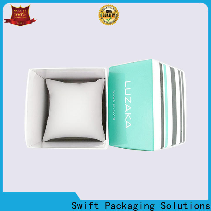 SWIFT latest jewelry packaging supplies directly sale for earrings