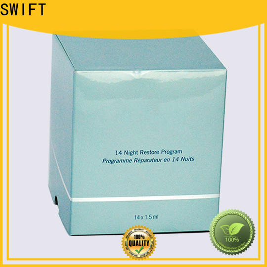 SWIFT best cosmetic boxes wholesale customization for skin care products