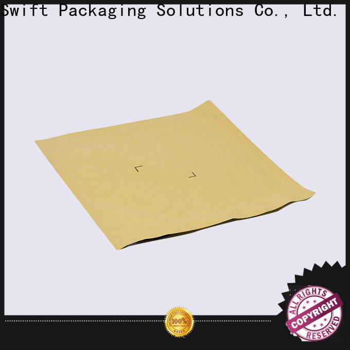 SWIFT custom paper bags manufacturer for pants