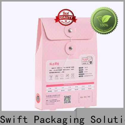 SWIFT top packaging boxes wholesale supplier for ladies
