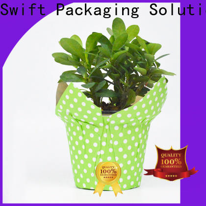 SWIFT top paper pot cover factory price for decoration