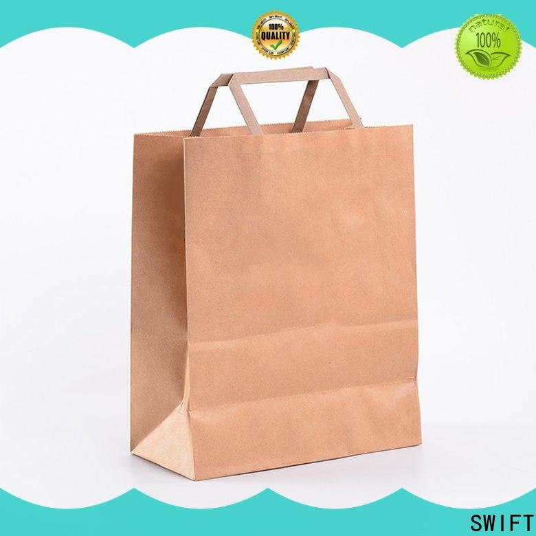 wholesale paper shopping bags factory for garment
