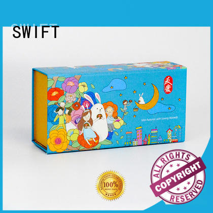 cartoon cardboard gift boxes wholesale customized for holiday
