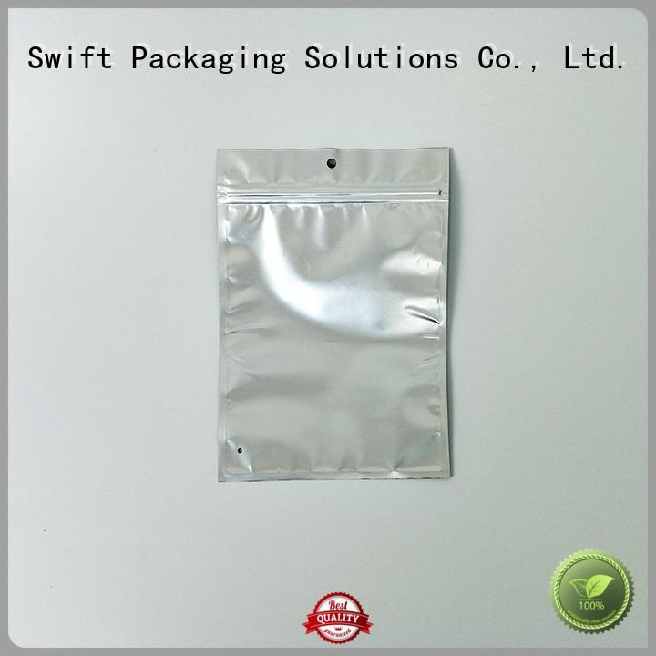 plastic packaging bags wholesale factory price for briefs SWIFT
