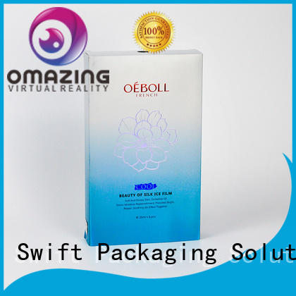 makeup packaging boxes box packaging wholesale OEM cosmetic packaging boxes SWIFT