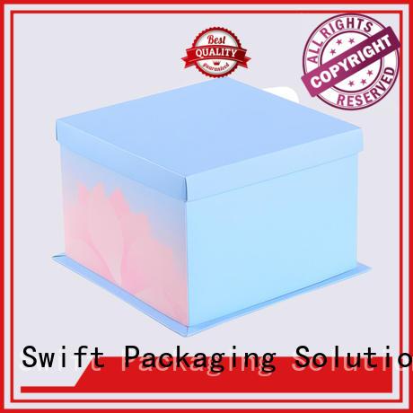SWIFT carton cardboard food packaging suppliers for cookies