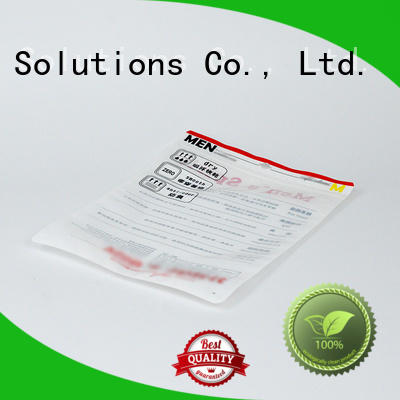 PE plastic bags for clothes factory for garment