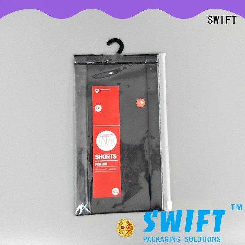 quality zip lock plastic bags factory price for underwear