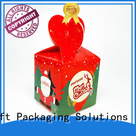 SWIFT cardboard gift boxes wholesale factory for Christmas