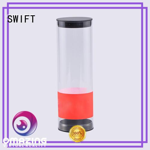 underwear packaging box transparent underwear SWIFT Brand underwear plastic box