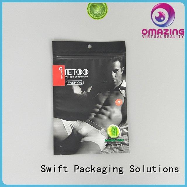 clear plastic garment bags wholesale pvc clear underwear boxes